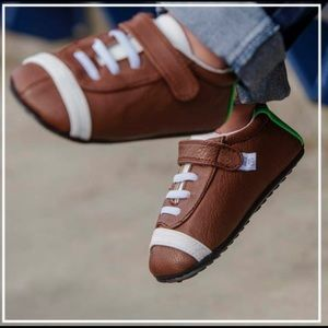Other - Football designed baby shoes
